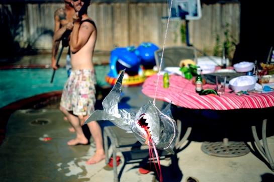 Pool Shark x J.Dragonette