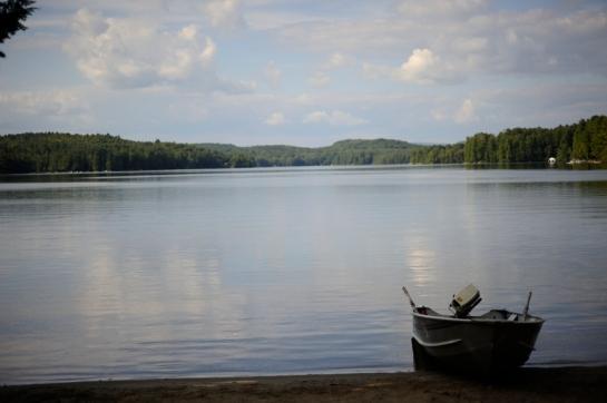 Friends Lake, NY x J.Dragonette