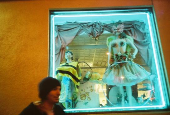 Window Shopper x J.Dragonette
