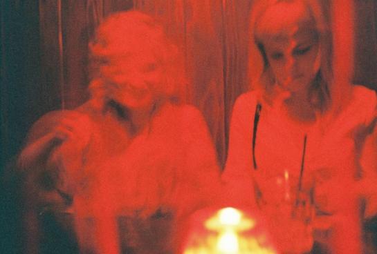 burgundy room x J.Dragonette
