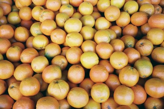 Orange x J.Dragnette